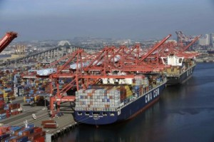 West Coast Ports Crisis Image